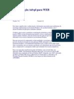 Microsiga - Advpl - Programacao Advpl Para WEB