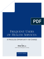 Frequent Users of Health Services
