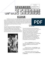 Advanced Space Crusade Eldar Forces