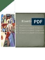 Elastic Id Ad de La Demanda