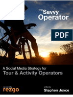 A Social Media Strategy for Tour & Activity Operators