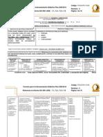 Instrumentación Didáctica MATEMATICAS DISCRETAS Unidad 1 Ene 2012