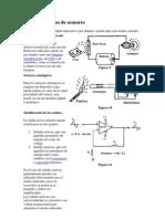 Circuitos básicos de sensores
