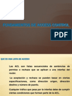 Fundamentos ACL