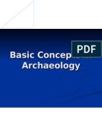 01 Basic Concepts in Archaeology