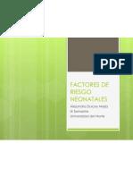 Factores de Riesgo Neon at Ales