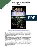 Asuntos del corazón por Danielle Steel - 5 estrellas revisión