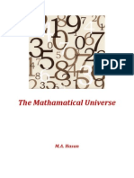 The Mathematical Universe
