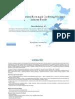 China Mechanized Farming Gardening Machines Industry Profile Cic3672