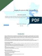 China Metal Packaging Receptacles Mfg. Industry Profile Cic3433