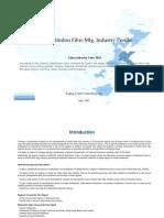 China Nitrilon Fibre Mfg. Industry Profile Cic2823
