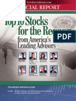 10 Stocks for Recovery 2009