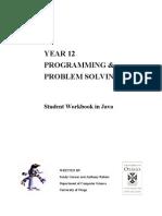 Java Workbook