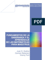 fundamentos matemáticas