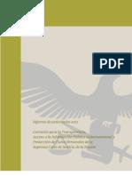 Informe Anual 2011 de Transparencia, Acceso a la Información y Protección de Datos, de la SCJN