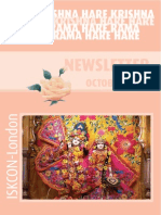 ISKCON London (UK)-2008 10-October Newsletter