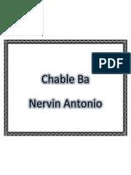 Chable Ba
