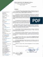 PGLL Summer Conference Invitation