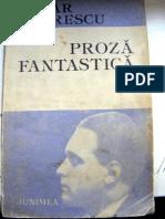 Cezar Petrescu, Aranka
