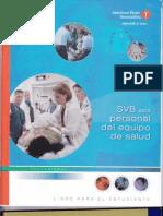 SVB Para Personal Del Equipo de Salud