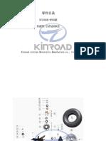 9-Kinroad XT150GK-9 Parts Manual