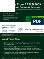 2009 AASLD HCV Highlights