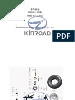9-Kinroad XT250GK-9 Parts Manual