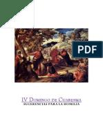 IV Domingo de Cuaresma-homilia