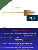 Gears Kinematics