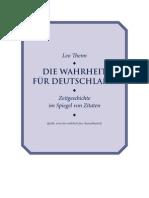 1108_Leo Thenn_Die Wahrheit für Deutschland_Druck