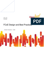 5 Architecture Awareness FCoE Design and Best Practices PDF