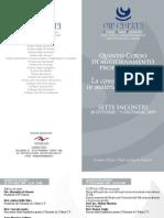 Brochure Corso C.T.U.