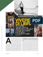 Vita da scrittori, D, 17 marzo 2012