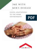 Adaptação da casa para doentes com Alzheimer