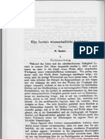 BacherW1889_Elija Levita's Wissenschaftliche Lei Stung En