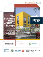 Business Value of Bim in Europe Smr Final