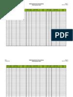 Duct Calculation (Original) xls Sheet