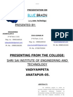 ABSTRACT Bluebrain