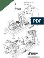 Catalogo de Pecas Ksp - 401 -18 - Portugues