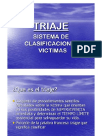 Triage 2005
