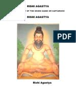 RISHI AGASTYA