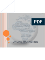 ppt on ONLINE MARKETING