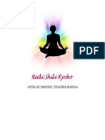 (eBook - PDF - Healing) Reiki Shiki Ryoho - Level III Manual