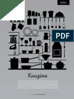 Kalofagas Recipes in Opa Magazine March 2012