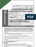 Www.questoesdeconcursos.com.Br Prova Arquivo Prova 600 Cespe 2009 Adagri Fiscal Estadual Agropecuario Medicina Veterinaria Prova