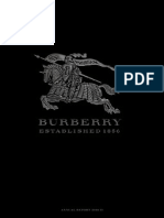 Full Annual Report Burberry