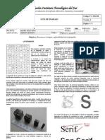 Guia de Origen Tipografia Decimo 2012