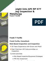 Frank Furillo Presentation on RP 577 Rv2