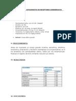 AGONISTAS  Y  ANTAGONISTAS DE RECEPTORES ADRENÉRGICOS