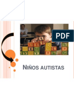 niños autistas